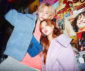 dawn, hyuna, and kim hyunah image
