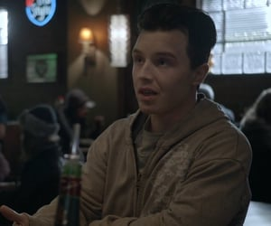 shameless and mickey milkovich image