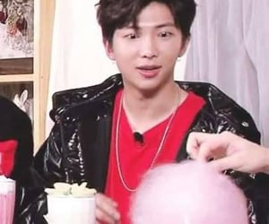 cotton candy, kim, and joon image