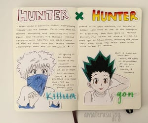 aesthetic, anime, and gon image