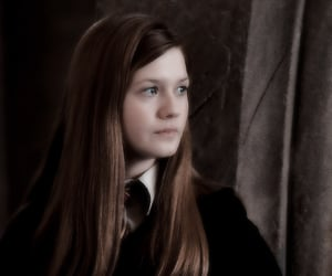 ginny weasley, harry potter, and rp image