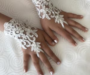 etsy, bridal gloves, and gants image