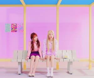 hyewon, kpop gif, and izone gif image