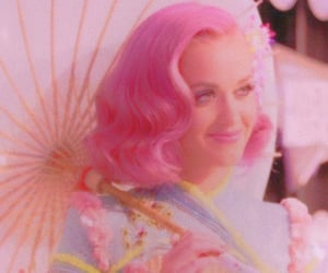 aesthetic, katy perry, and pink image