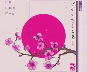 1000, cherry blossom, and hokusai image