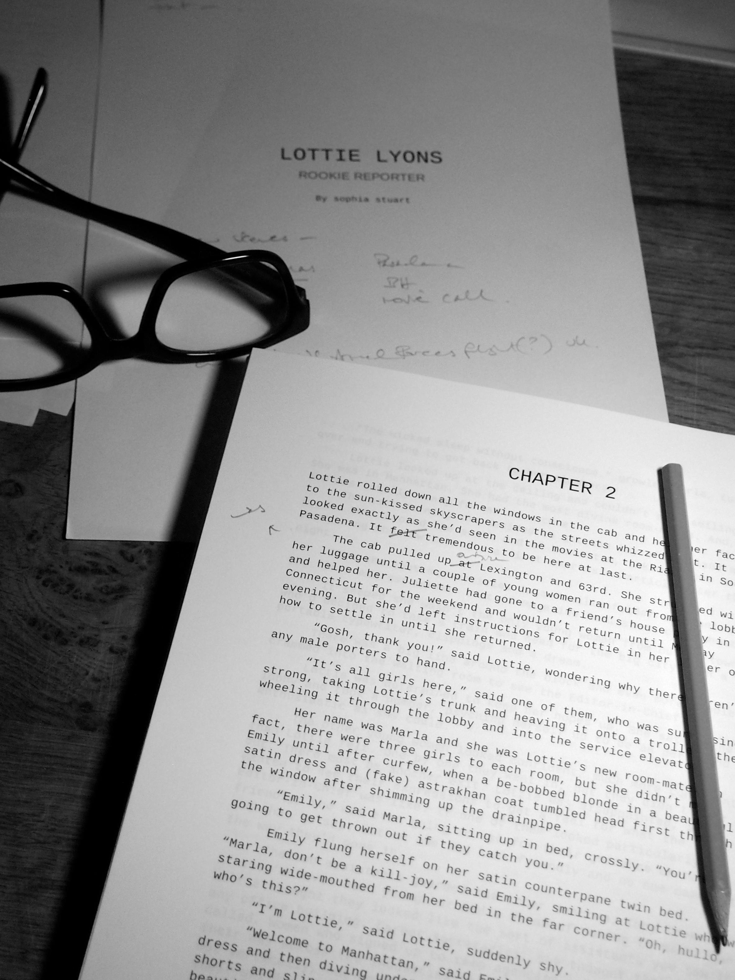 1935, editing, and novel image