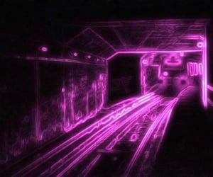 city, metro, and underground image