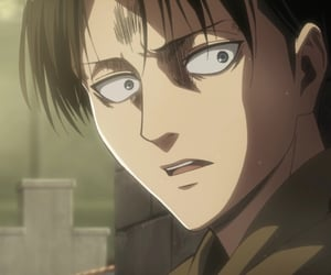 levi and shingeki no kyojin image