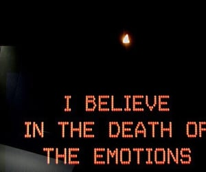 death and emotions image