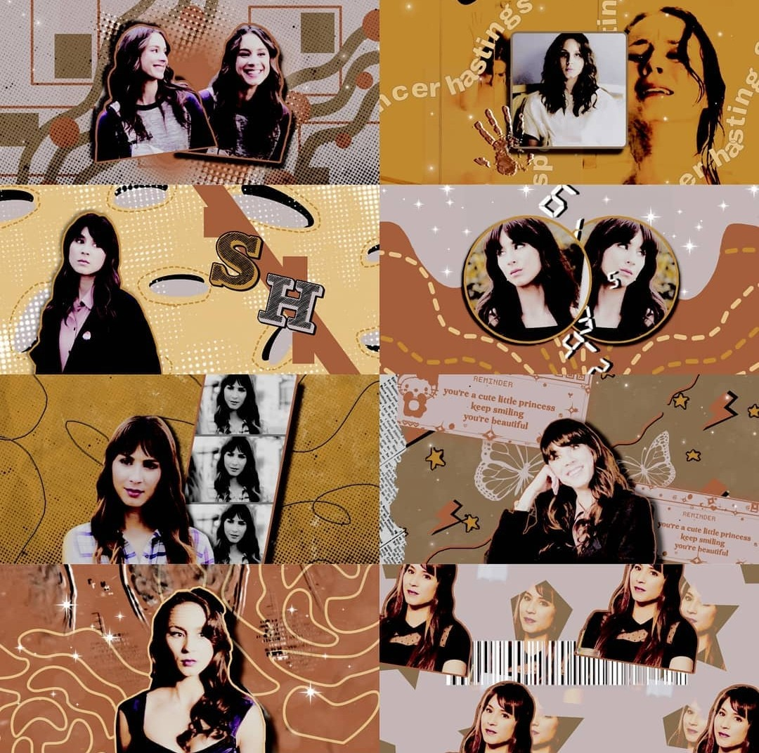 aesthetic, graphic, and spencer hastings image