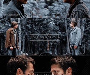 aesthetic, series, and spn image