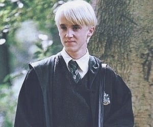 aesthetic, prisoner of azkaban, and draco malfoy image