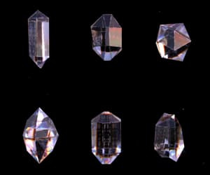 aesthetic, black, and diamond image