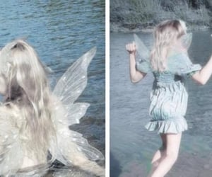 angelic, fae, and fairy image