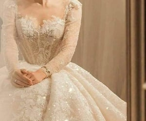 dress, gown, and princess dresses image