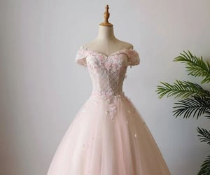 aesthetic, ball gown, and girls image