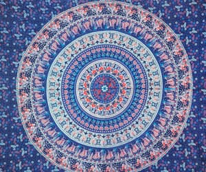 etsy, indian tapestry, and bohemian tapestries image