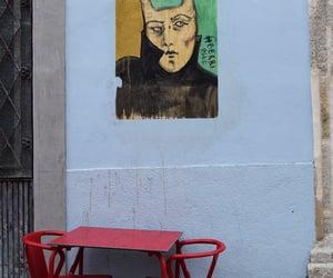 art, poster, and streetart image