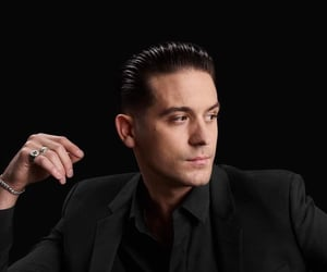 black, man, and g-eazy image