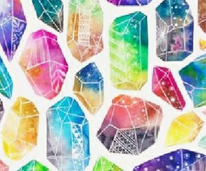 bling, rainbow, and backgrounds image