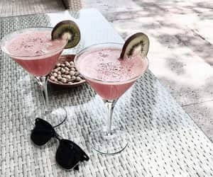 cocktail, cocktail dress, and pink image