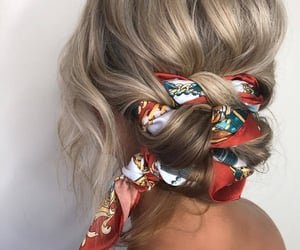 fashion, hair style, and summer style image