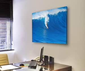 surfing, canvaswallart, and tiaracle.com image