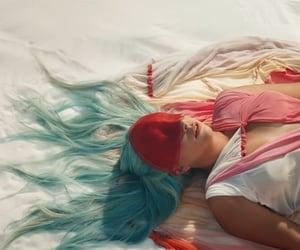 Lady gaga, music video, and chromatica image
