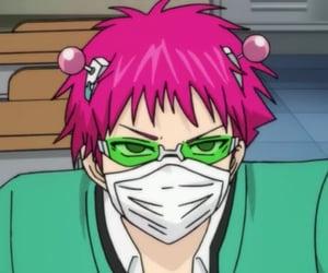 anime, kusuo, and saiki k image