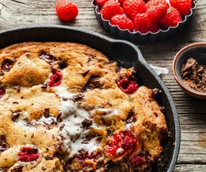 bake, delicious, and food image