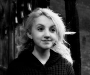 luna lovegood, harry potter, and rp help image