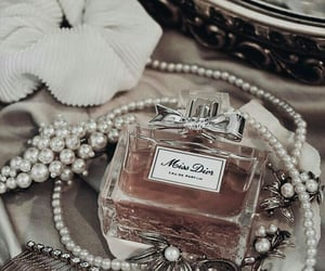 perfume, luxury, and miss dior image