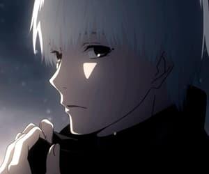 handsome, anime, and gif image