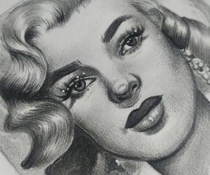 art, illustrator, and sketch image