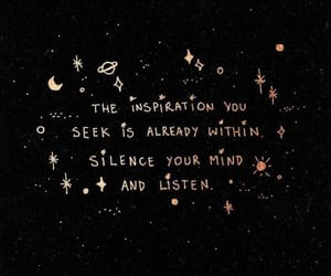 believe, inspiration, and listen image