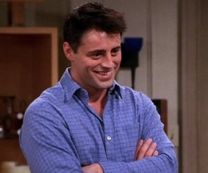 90s, handsome, and joey tribbiani image