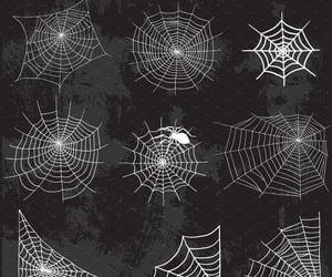 autumn, background, and black image