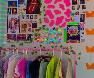 alt, colourful, and room image