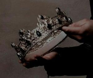 king, crown, and kingdom image