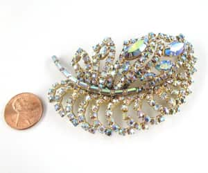 etsy, vintage brooch, and stocking stuffer image