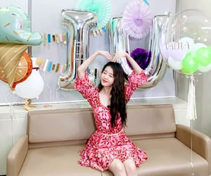 iu, lee ji eun, and kpop image