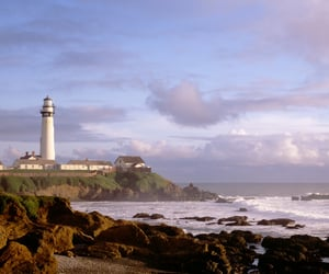 art and lighthouses image
