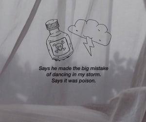 boys, sad, and storm image