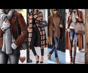 beauty, girls, and outfits image