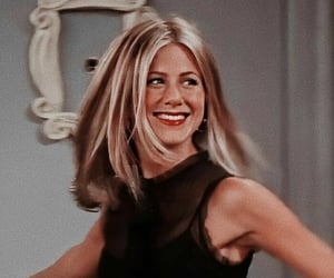 rachel, rachel green, and series image