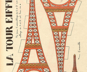 eiffel tower and france image