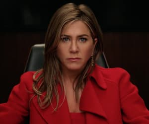 actress, Jennifer Aniston, and the morning show image