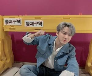 JYP, skz, and changbin image