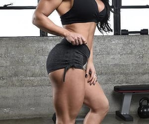 gym, fitness motivation, and keto diet image
