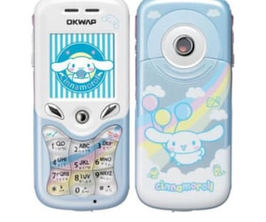 cinnamoroll, phone, and png image